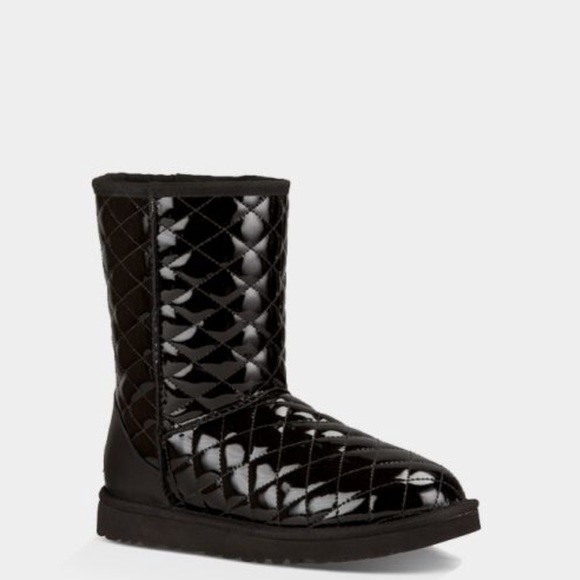 LIMITED EDITION Classic Short Quilted UGG Boots